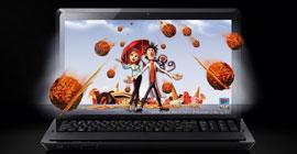 索尼F系列3D笔记本