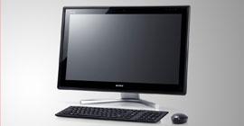 索尼L系列一体电脑