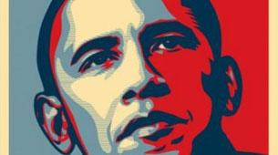 奥巴马HOPE海报官司