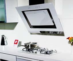 卡萨帝低碳一体式厨电登场