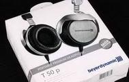 拜亚动力T50p耳机评测