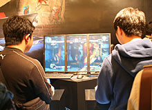 Alienware三联屏