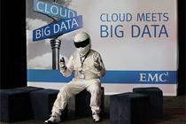 Stig在EMC WORLD大会
