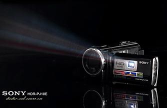 画质升级分享快乐 索尼投影DV PJ10E评测
