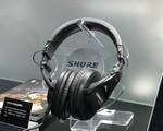 舒尔DJ耳机