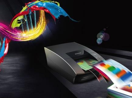 联想光墨RJ600N打印机