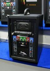 移动式无线扩音器