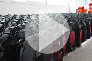 百诺专业摄影包生产流水线视频欣赏