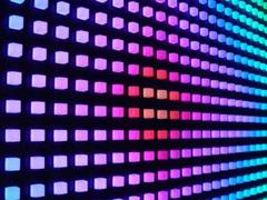 绿色环保的LED面板