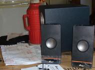 三诺老款2.1音箱