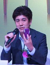 田中裕司先生回答记者提问