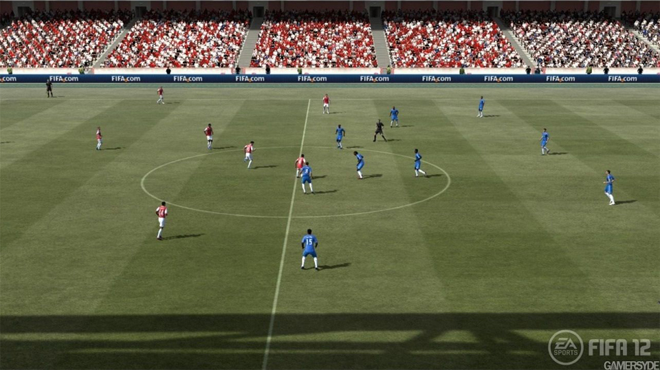 《FIFA12》高清游戏截图