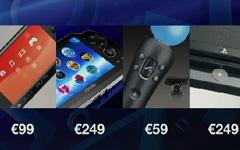 索尼发布会 PSP/PS3全面降价