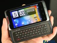 侧滑QWERTY智能 HTC S610d独家真机图赏
