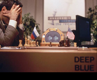深蓝:战胜国际象棋大师