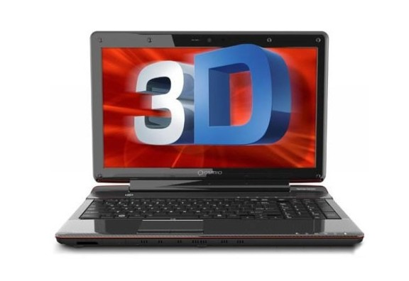东芝裸眼3D笔记本开辟行业新蓝海