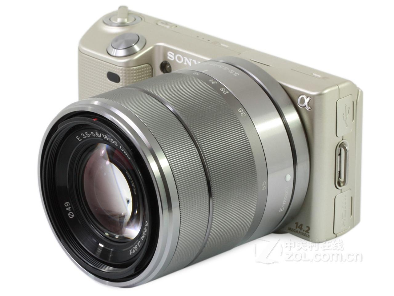索尼微单相机NEX-5C