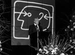 1985年德国总理科尔在开幕式现场