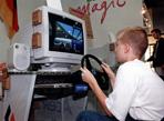 1995年宏基展台赛车体验