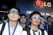 体验3D世界之旅 IFA 2011上LG震撼全场