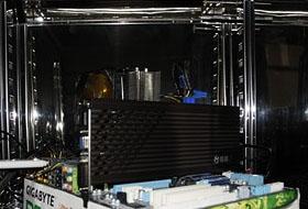 恒温箱38度模拟测试