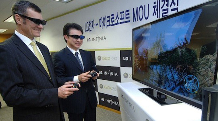 多角度玩转3D LG在IFA秀全新智能3DTV