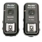 Strato Multi 2.4Ghz五合一多组无线闪灯引闪器