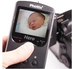 PHOTTIX HERO可视无线遥控器