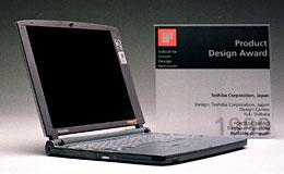 Portege 3010仅有1.32公斤 外观设计至今卓越
