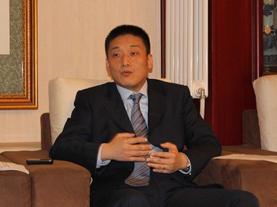 Acer显示器事业部产品经理鲁韧先生