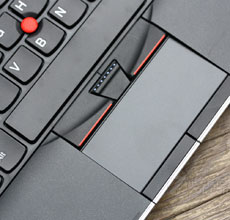 ThinkPad E10 触控板