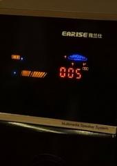 复古桌面2.1音响:AL-987