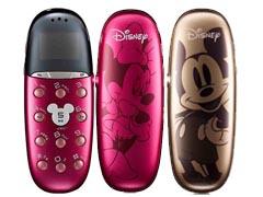 泰克飞石 迪士尼M21 时尚儿童手机 直板 0.95英寸显示屏 GSM制式