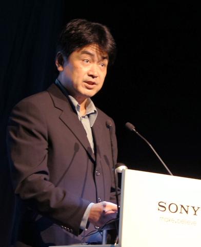索尼(中国)有限公司消费电子营业本部总裁 关口直树