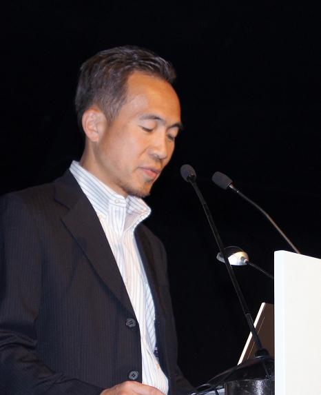 索尼(中国)消费电子营业本部VAIO产品部总监 滝川 英俊