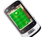 ZTE/中兴 U802 移动3G 安卓2.2 600MHz主频 支持CMMB GPS导航 wifi 优质低价高性能智能机(包邮不支持货到付款)