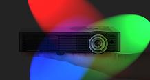 500流明LED便携投影机