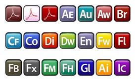 功能齐全 Adobe软件系列