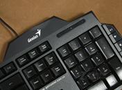 精灵雷神K7键盘细节
