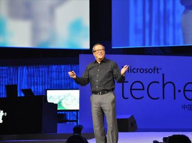 微软TechED2011开场:消费趋势驱动IT