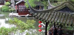 苏州名胜——拙政园