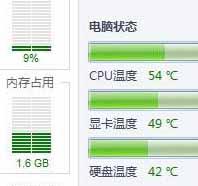 你们的V470温度如何?