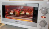 松下NT-GT1电烤箱
