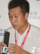 于广海:高清化是视频监控发展方向