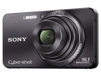 索尼W570数码相机 1610万像素5倍光学变焦等效焦距为25-125mm 焦段比较实用 广角端视角也足够宽广 适合拍摄户外风光