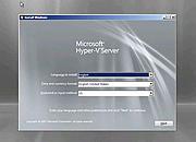 微软Hyper-V Server 2008