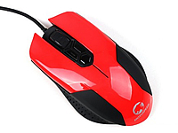 仅79元!包邮!原价189元的摩记 摩豹美州豹游戏鼠标;红黑配色设计、四档dpi调节,最高支持3200DPI;鼠标灯光效果设计出众;CF 魔兽游戏专用