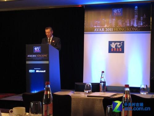 AVAR 2011:构建安全干净可靠的网络