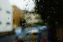 雨后的东京