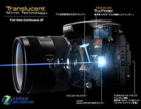 12fps+2430万像素 索尼旗舰单电A77评测
